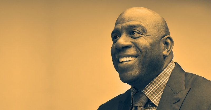 Magic Johnson is not HIV cured. He takes his ART meds like everyone else.